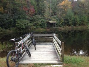 Mountain Biking in State Parks and Other Municipal Lands