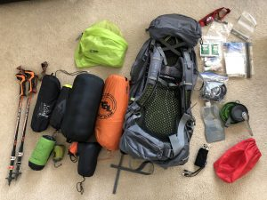How to Go Backpacking – Part 5:  Basic Equipment