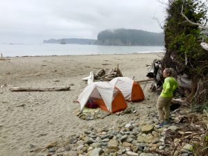 Read more about the article Backpacking Third Beach to Toleak Point