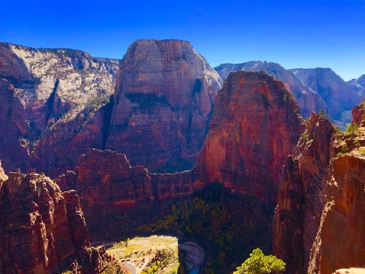 Hiking Angel's Landing in Southern Utah