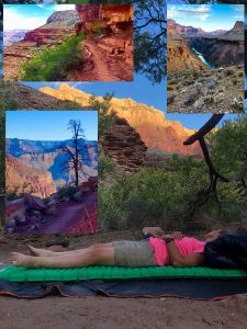 Grand Canyon – Backpacking to Monument Campground