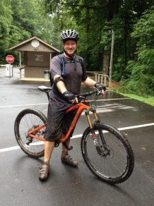 Kerr Scott Mountain Bike Trails