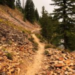North of Ketchum Mountain Biking Trails