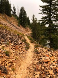 North of Ketchum Mountain Biking Trails, Ketchum, Idaho