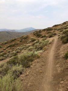 Croy Creek Mountain Biking Trails