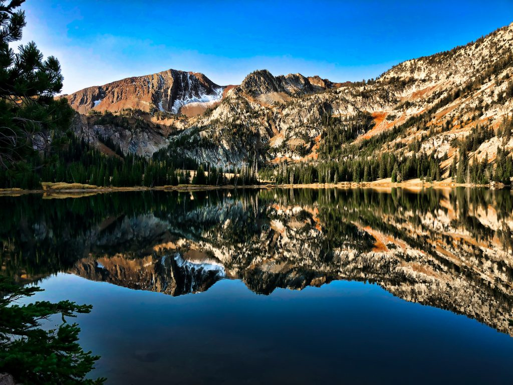 Eagle Cap Wilderness - Backpacking the Aneroid & Lakes Basin Loop