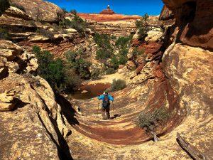 Hiking the Long Canyon Loop - Canyonlands