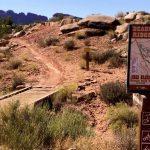 Moab Brand Trails Mountain Biking
