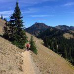 Hiking Hurricane Ridge to Klahhane Ridge