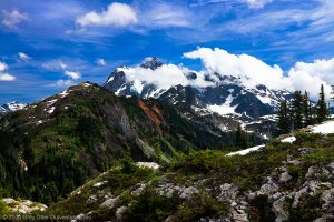 Chain Lakes Loop, Mt. Baker-Snoqualmie National Forest, Washington