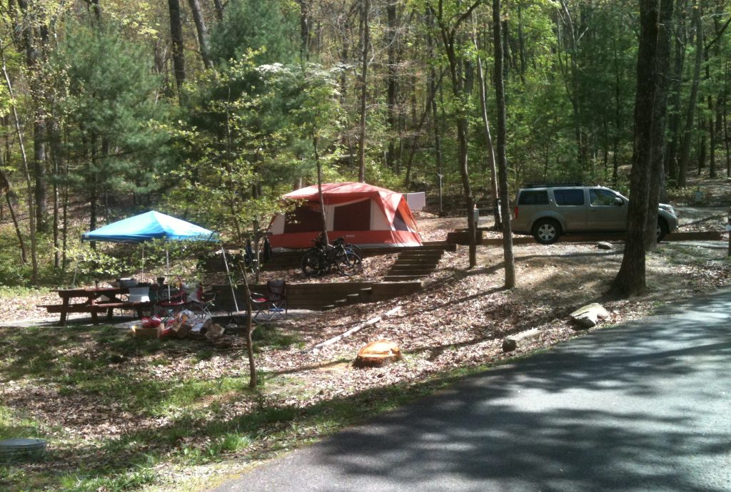 Car Camping State Parks