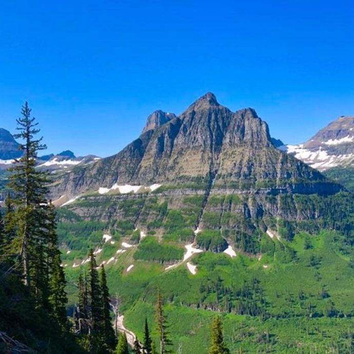 Glacier National Park - The Highline Trail