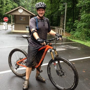 Kerr Scott Mountain Bike Trails