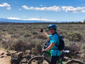 Maston Mountain Biking Trails, Bend, Oregon