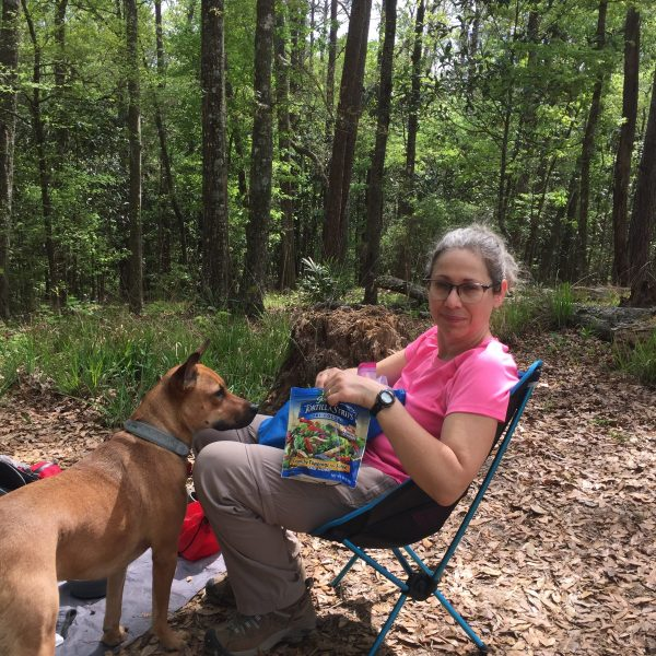 Backpacking water management, hydration management, and food planning.