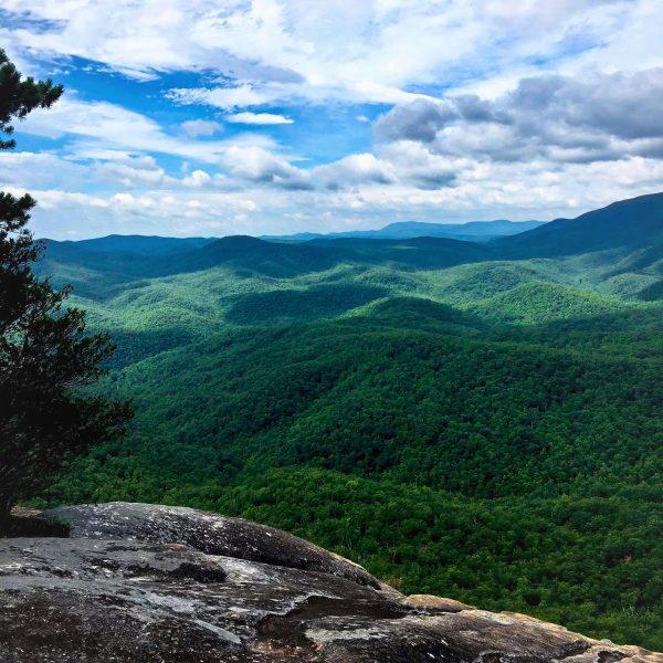 Looking Glass Rock, NC