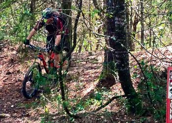 Santos Mountain Biking Trails