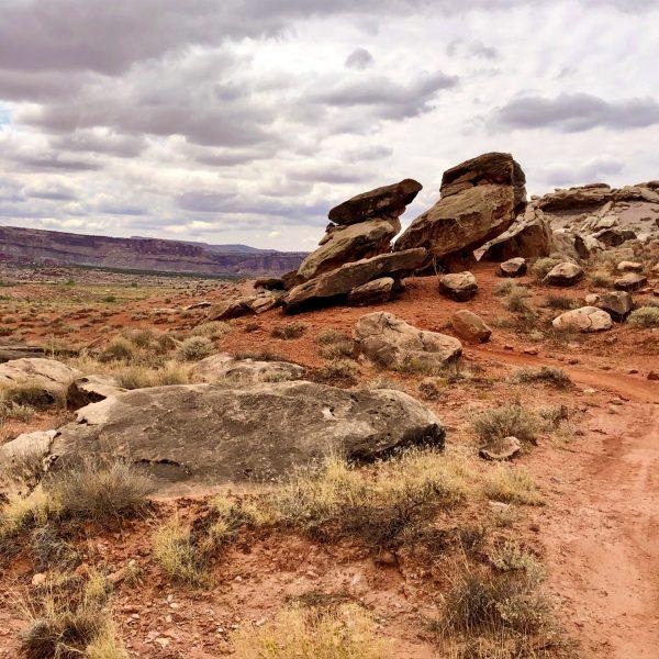 Klonzo Mountain Biking Trails, Moab, Utah