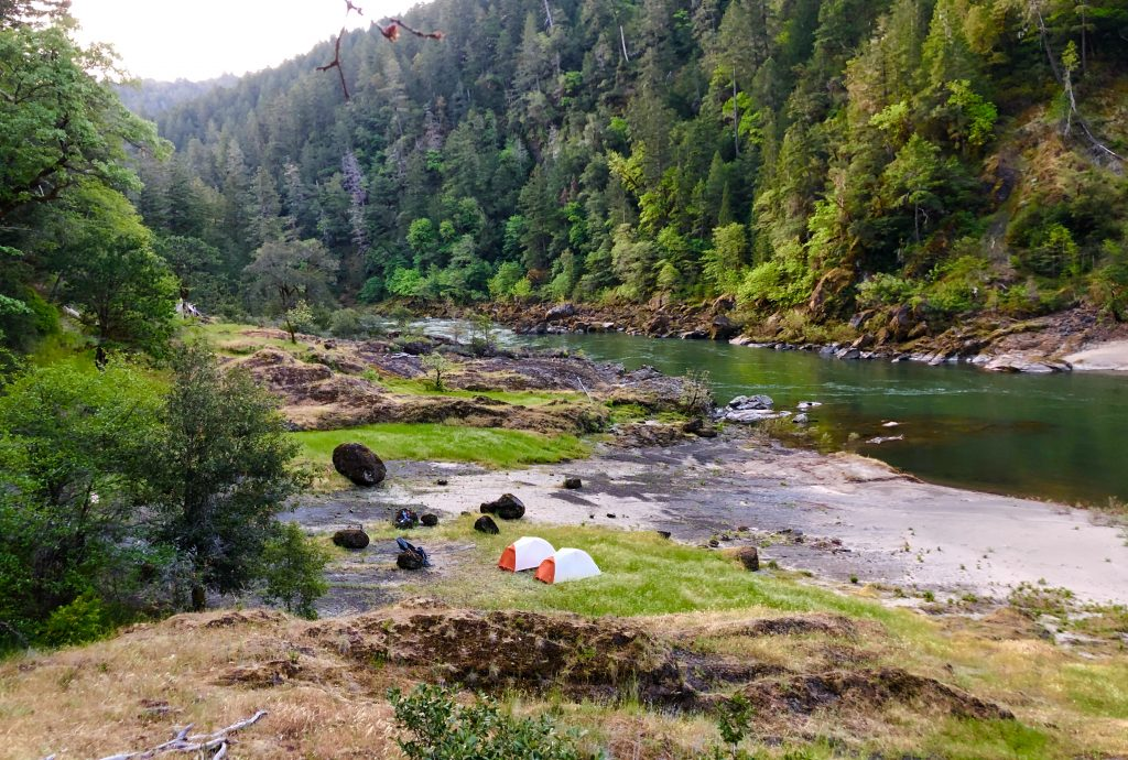 Backpacking the Rogue River Trail