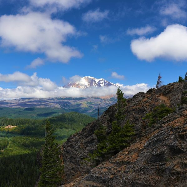 Hiking the Sleeping Beauty Trail, Washington