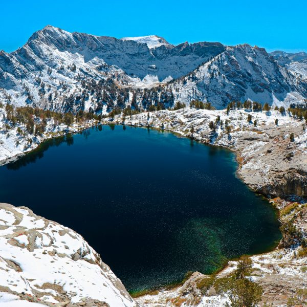 Ruby Mountains Hike to Lamoille Lake