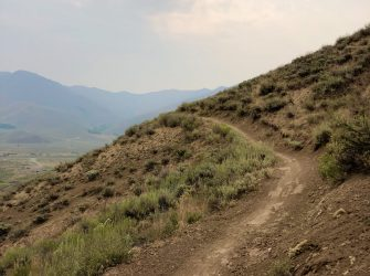 Croy Creek Mountain Biking Trails, Hailey, Idaho